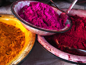 Bangalore spices (c) 2012 by John Goss