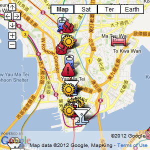 click for our interactive map of the Kowloon, Tsim Sha Tsui, Yau Ma Tei area